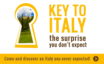 Banner Key to Italy